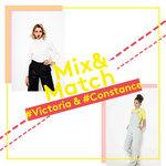 Victoria + Constance