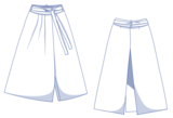 Miyu Papieren Patroon_