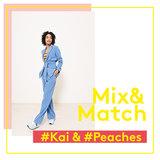 Kai + Peaches