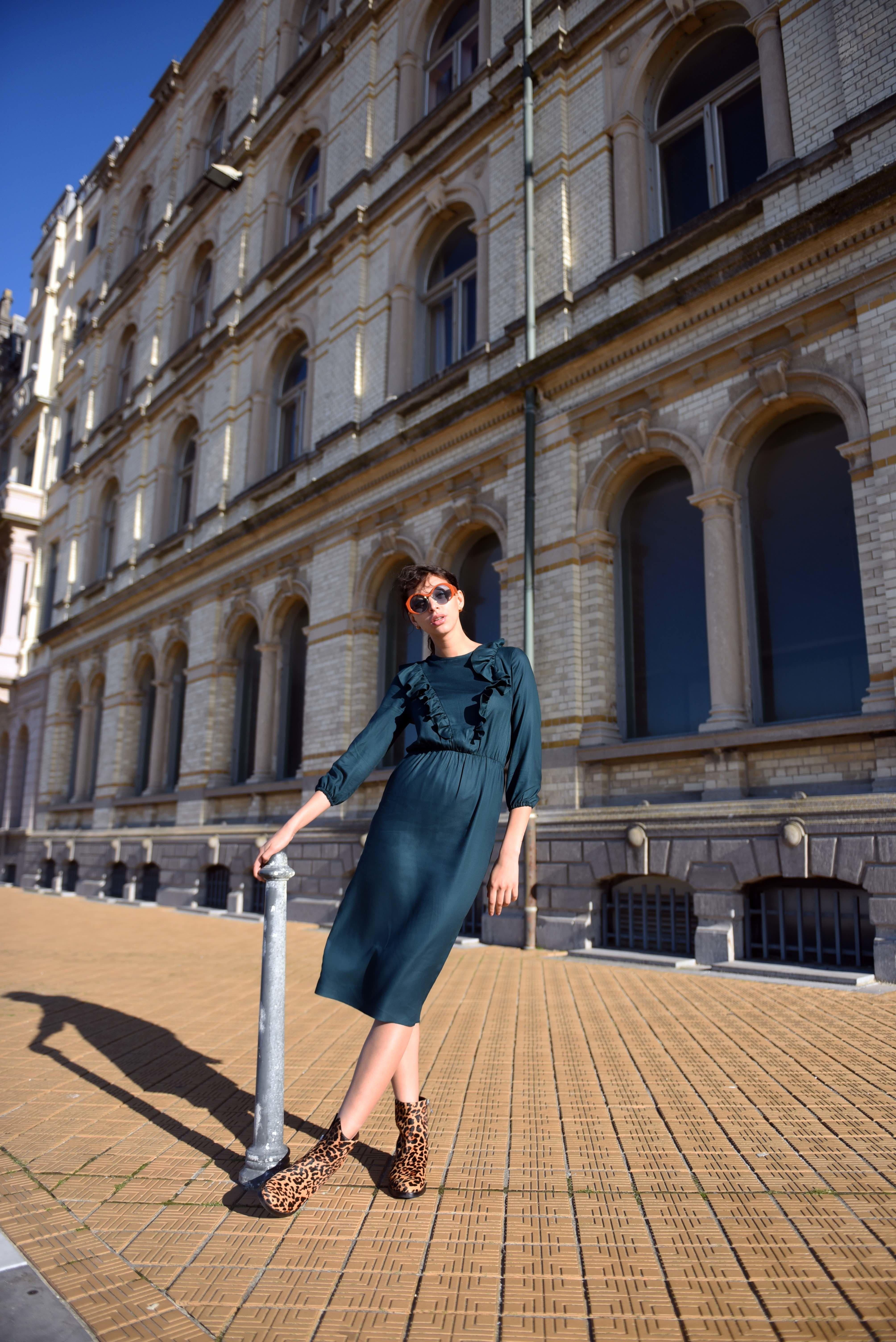 Rosie jurk Papieren Patroon