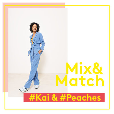 Kai + Peaches PDF