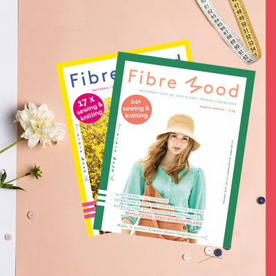 April-edities 2019 en 2020 : Fibre Mood 4 + 9