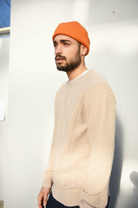 Calvin Naaipatroon Sweater 1