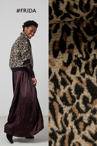 Frida / Hunter luipaard stof