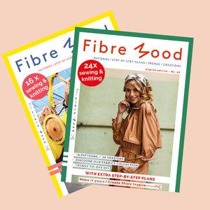 Lentepakket : Fibre Mood 3 + 8