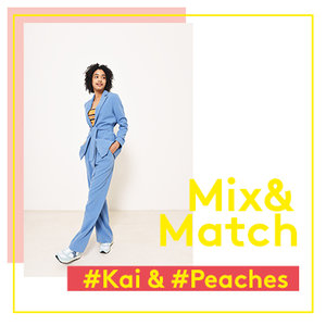 Kai + Peaches